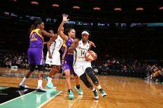 Los Angeles Sparks vs. New York Liberty - Photos - June 28, 2015 - ESPN