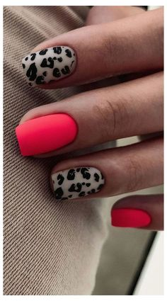 Bright Summer Nails, Cute Summer Nails, Summer Nail Art, Nail Art Ideas For Summer, Bright Pink Nails, Bright Nail Art, Pastel Nails, Summer Colors, Nail Art Designs