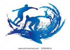 Find Splash Surfer stock images in HD and millions of other royalty-free stock photos, illustrations and vectors in the Shutterstock collection. Free Vector Graphics, Vector Art, Cs6 Photoshop, Hawaiian Designs, Surf Trip, Colorful Paintings, Creative Sketches, Watercolor And Ink, Painting & Drawing