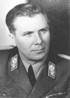 Albert Bormann (2 September 1902 – 8 April 1989) was a German NSKK officer, who rose to the rank of Gruppenführer (Generalleutnant) during World War II. Bormann served as an adjutant to Adolf Hitler, and was the younger brother of Martin Bormann.