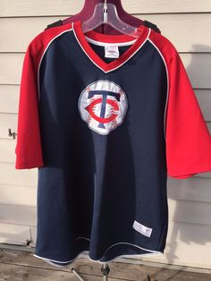 Minnesota Twins replica batting jersey XXL 2X
