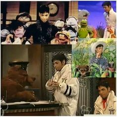 Prince on The Muppet Show