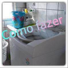 Faxina na máquina de lavar roupa - Dicas para remover sujeiras dificeis