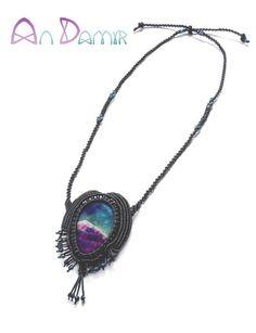 Aurora necklace - AnDamir