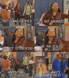 why cant this show be on?! Lol this was my favorite Disney channel show besides maybe Lizzie McGuire or Kim Possible ...