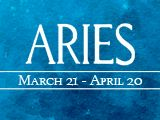 March 21 - April 20 Curious, energetic, enthusiastic, courageous and adventurous, the Aries-born want to make things happen rather than being mere spectators. They are highly compatible with Leo and Sagittarius, and sometimes find it difficult to see eye-to-eye with Libra. It's in the stars... for you to have your happiest birthday ever! Happy Birthday Aries