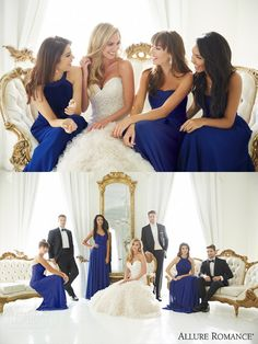 Allure Romance Fall 2015 Bridal Collection — Sponsor Highlight | Wedding Inspirasi