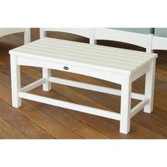 Club/Mission Outdoor Coffee Table