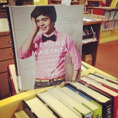 """librarianfanmail: """" I put this on my library's Adopt-a-Book list and it was among the first purchased for us, that makes me feel so warm. Library Inspiration, Book Lists, Magenta, Adoption, Warm, Baseball Cards, Feelings, Books, Foster Care Adoption"""