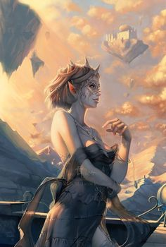 Art by Jake Probelski Stunning fantasy art by Jake Probelski. Jake is a freelance artist based in USStunning fantasy art by Jake Probelski. Jake is a freelance artist based in US Fantasy Characters, Female Characters, Character Inspiration, Character Art, Pixiv Fantasia, Fantasia Disney, 3d Art, Fantasy Kunst, Fantasy Women