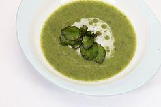 Hippo Tops Soup | Koppert Cress #koppertcress