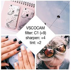 """Find and save images from the """"VSCO"""" collection by staying strong♡ (augustoswife) on We Heart It, your everyday app to get lost in what you love. Photography Filters, Photography Editing, Photo Editing, Instagram Theme Vsco, Instagram Themes Ideas, Fotos Free, Fotografia Vsco, Vsco Hacks, Best Vsco Filters"""