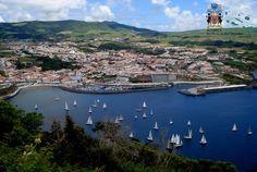 Regata das Sanjoaninas 2013- Terceira Açores The Beautiful Country, Beautiful Places, Terceira Azores, Sea Activities, Ellis Island, Sunny Beach, Spain And Portugal, Atlantic Ocean, Portuguese