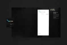 Black Cube on Behance