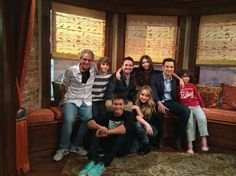 "Photos: ""Girl Meets World"" Cast At Their Live Audience Taping December 9, 2014"