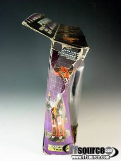 Transformers G1 - Boxed  - Thrust - Box As Shownby Hasbro #transformer