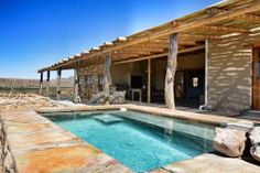 Waterkop Lodge – an oasis of calm African House, Game Lodge, Farm Stay, Beach Shack, Weekends Away, Vacation Places, Holiday Destinations, Lodges, Interior And Exterior