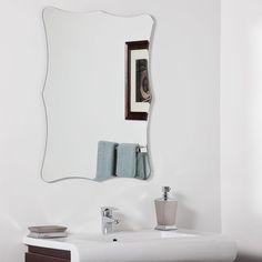 Logan Wall Mirror Bathroom