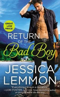 EskieMama Reads Review: Return of the Bad Boy by Jessica Lemmon