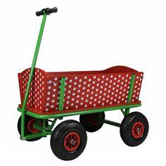 Beachtrekker Style Rotkäppchen Bollerwagen: Amazon.de: Spielzeug