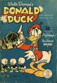 Collectie strips bij de Koninklijke Bibliotheek