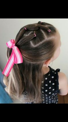 Girls hair Source by Easy Little Girl Hairstyles, Baby Girl Hairstyles, Girl Hair Dos, Hair Girls, Anna Hair, Competition Hair, Old Hairstyles, Toddler Hair, Hair Today