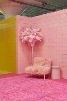 Monochrome exhibition in Brooklyn comprises single-coloured rooms