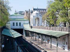 U4 Station Stadtpark