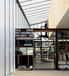 """FROHN & ROJAS' TENT-LIKE """"WALL HOUSE"""" Frohn Rojas, Wall House, Tent house, green living, green house – Inhabitat - Sustainable Design Innovation, Eco Architecture, Green Building"""