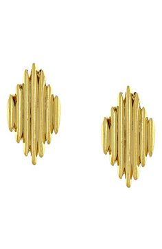 Free shipping and returns on Vince Camuto 'Serengeti Breeze' Spiky Stud Earrings at Nordstrom.com. These spiky gold-plated studs make a striking statement.