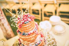 Angelica and Ed's Vintage Loving Farm Wedding all Planned in 2 months. By Neverland Photography