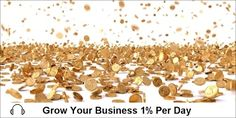 Grow Your eCommerce Business 1% per Day and See Where You Go!  #eCommerce #sellingebay http://ecommercemoney.com/grow-your-ecommerce-business-1-percent-per-day/