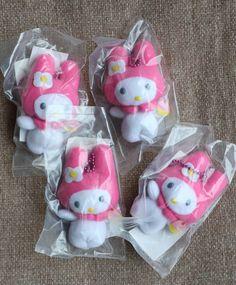 1pcs 9cm Mini Cartoon my melody Rabbit Anime plush Dolls Melody Daisy Sweetheart doll baby soft foam //Price: $5.67 & FREE Shipping //     #hashtag3