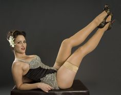 25 Tips for a Great Pin Up Session