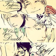 George Lovelace Jordan Kyle jessamine Lovelace and Max lightwood Tmi and tdi :_( they weren't ready...