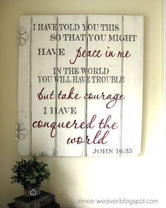 scripture art #Artsandcrafts