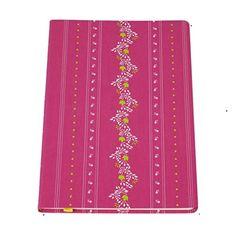 Gmund Notizbuch, Dirndl-Buch Blumen-Pink