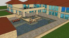 pool - 3D Warehouse