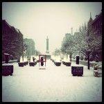 Tempête au Québec! #hiver #winter #neige #snow #montreal #livemontreal #mtlmoments #photo #photographie #ville #city