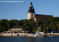 Travel photo: Naantali in South-Finland - Naantali tourism Helsinki, Photo Voyage, Finland Travel, Travel Videos, Baltic Sea, Place Of Worship, Travel Photos, Travel Destinations, Europe