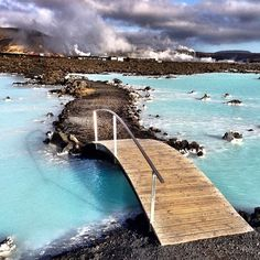 Blue Lagoon in Iceland by Мария П.