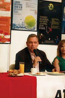 Guillermo Olguín Lozano, nuevo presidente de la Asociación Tenística en Ags ~ Ags Sports