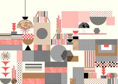 Exclusive Personality Wallpaper Texturae  Design Gallerist - Discover the season's rare and unique design ideas. Visit us atwww.designgallerist.com/blog/#DesignGallerist #uniquedesignideas #contemporarydesign @designgallerist