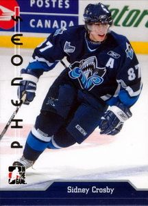 2006-2007 In The Game Sidney Crosby
