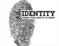 Identity is a 3 week youth ministry sermon series designed to help students understand where their identities are found. The Goal is for each student to find their identity in Christ. Youth Sermons, Youth Ministry Lessons, Youth Bible Lessons, Youth Group Lessons, Youth Bible Study, Youth Group Activities, Activities For Teens, Sermon Series, Identity In Christ