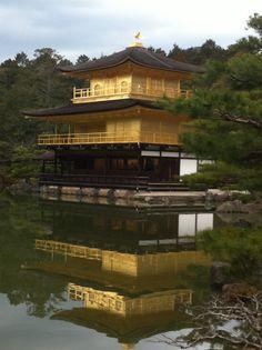 Kinkakuji Shrine Kyoto
