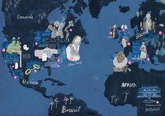 christine roesch   dodo maps