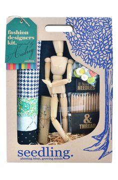 'Fashion Designers - Audrey' Kit