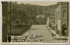 View of Sutton, W. Va.