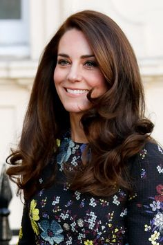 29 Times Kate Middleton Proved There is No Such Thing as a Bad Hair Day: Kate Middleton is more than just a royal to beauty lovers, she's a hair icon. Cabelo Kate Middleton, Kate Middleton Makeup, Looks Kate Middleton, Kate Middleton Haircut, Kate Middleton New Hair, Bad Hair, Hair Day, New Hair, Long Hair